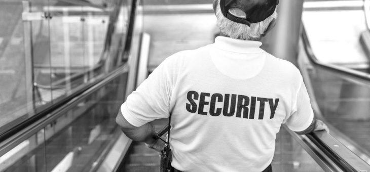 Ochrana obchodních center a zařízení